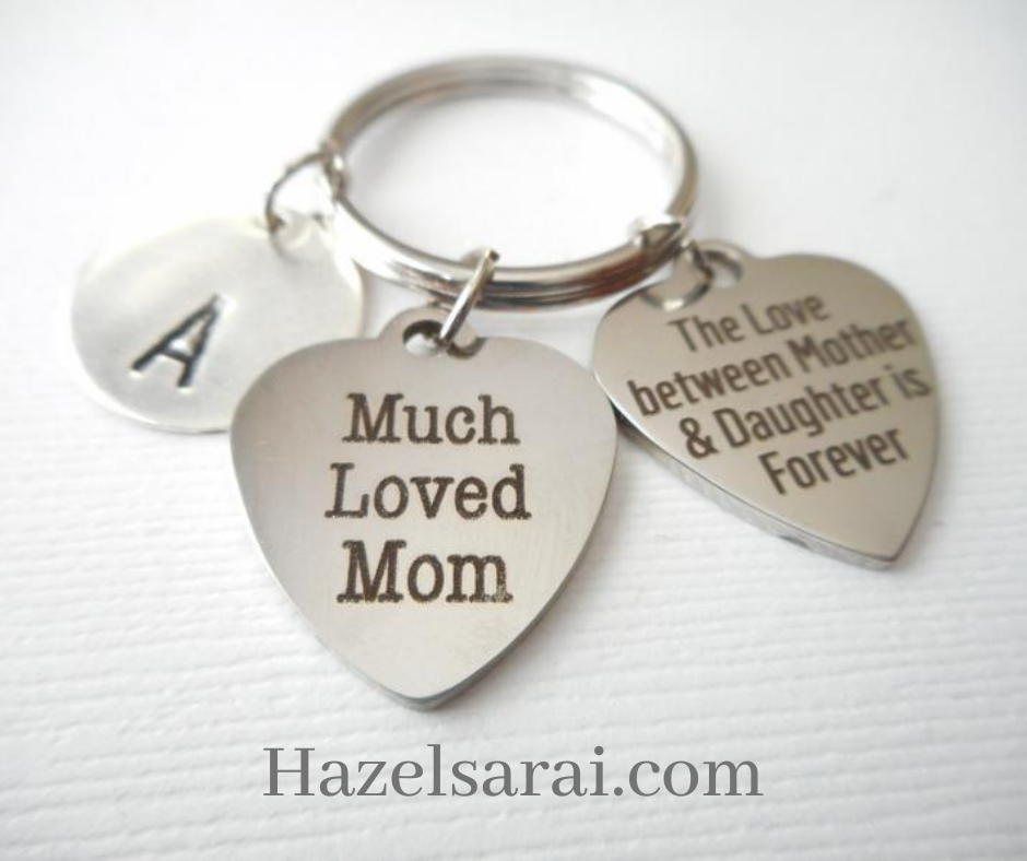 Mom Birthday Gift From Daughter Mothers Day Gift For Mom Custom Mom And Daughter Gift Mom In 2020 Thoughtful Mom Gifts Bday Gifts For Mom Birthday Presents For Mom