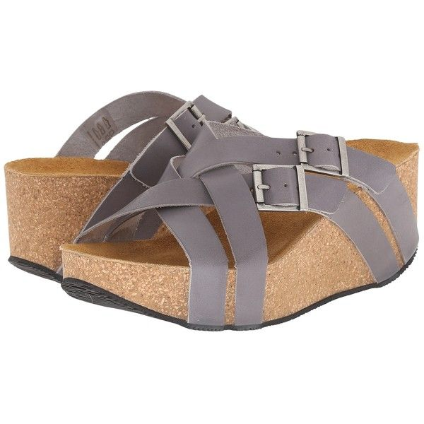 51fa2ca879e Eric Michael Joan Women s Wedge Shoes ( 90) ❤ liked on Polyvore featuring  shoes