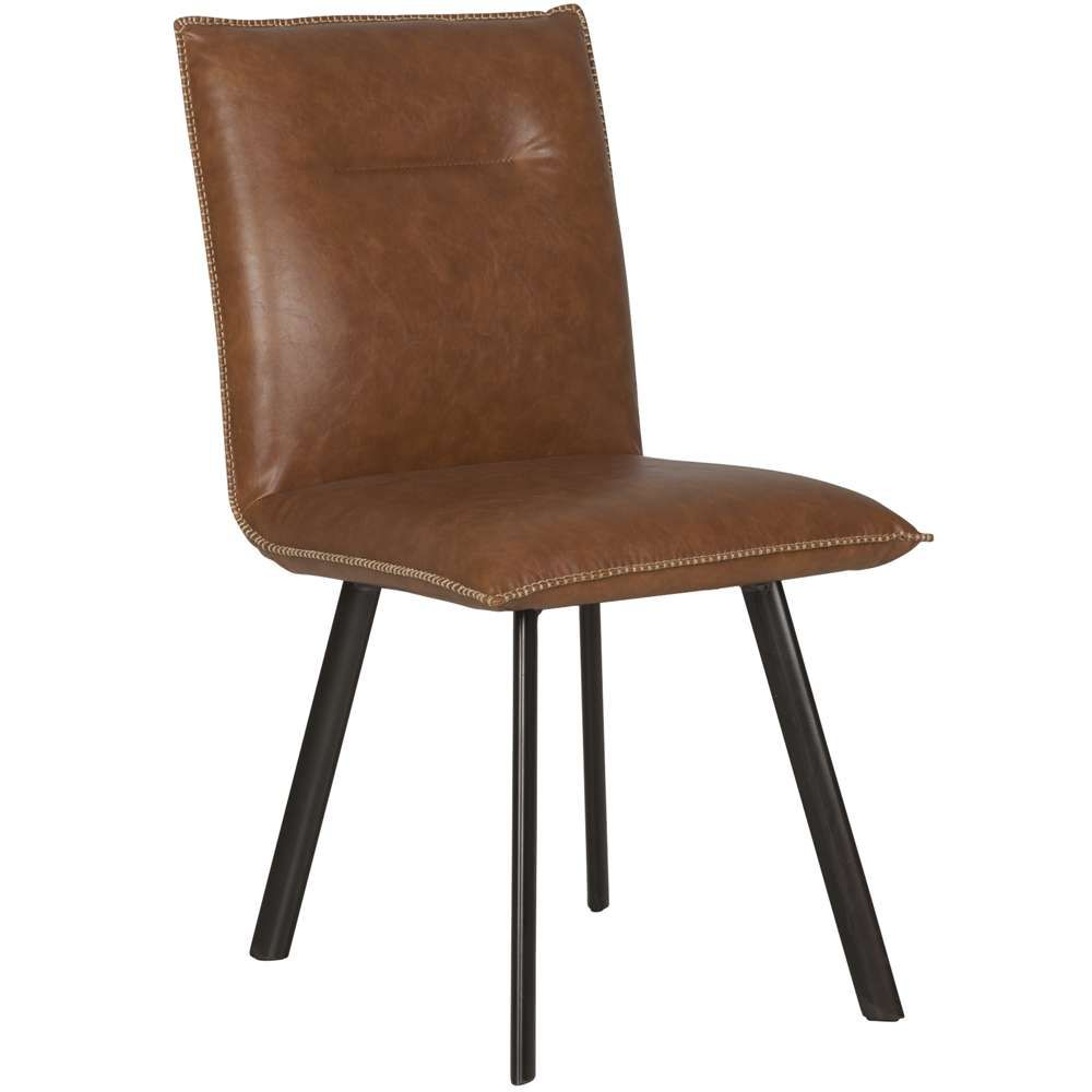 Amazing Esszimmerstuhl Leder #13: Esszimmerstuhl MONTANA Stuhl Polsterstuhl Esszimmer Küchenstuhl Recyceltes  Leder