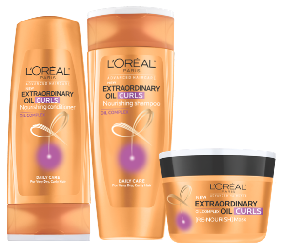 L Oreal Advanced Haircare Extraordinary Oil Curls Collection Reviews Find The Best Products Influenster Loreal Hair Hair Care Loreal