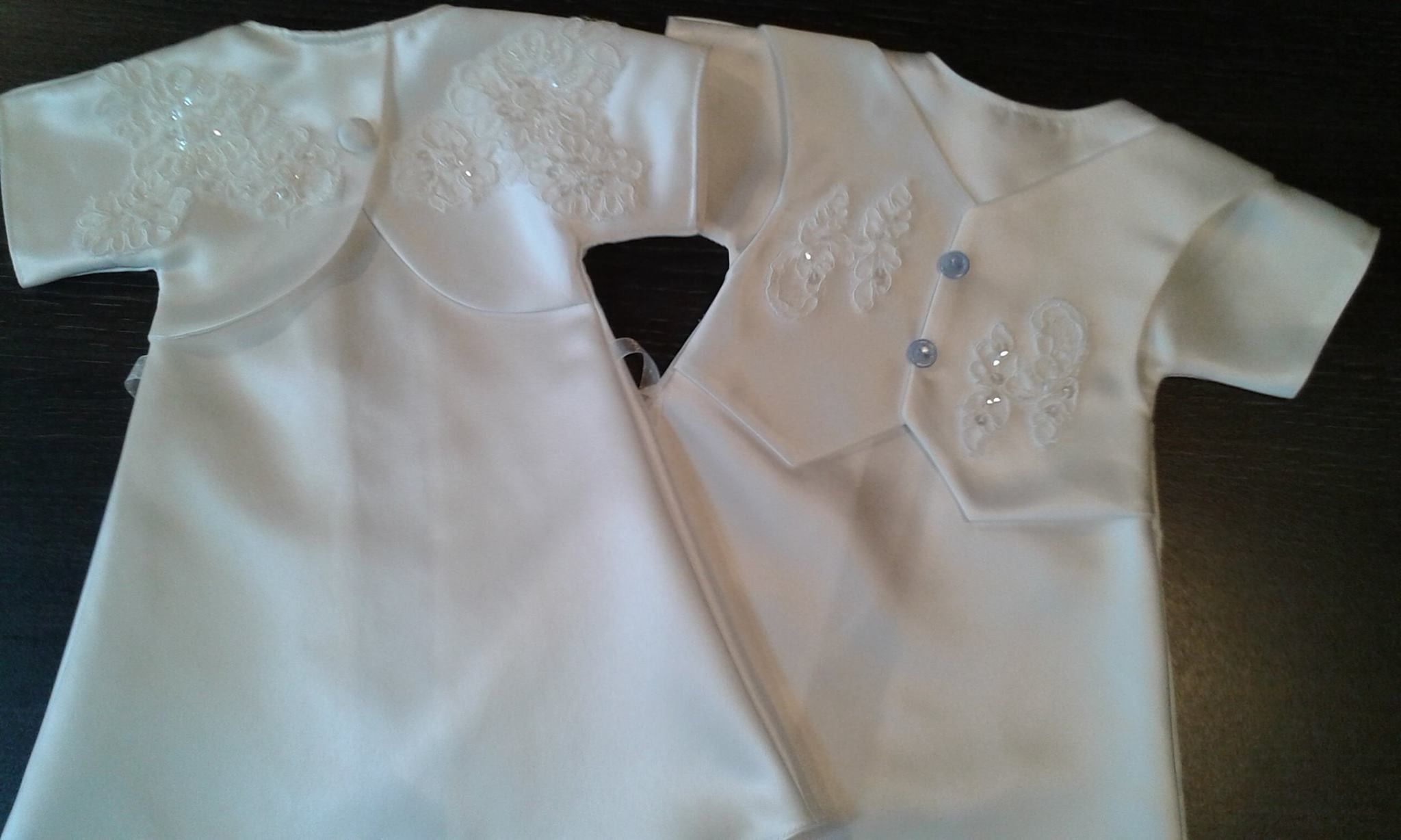 Cherished Gowns UK  - Volunteer Makes Cherished Gowns UK March 2017