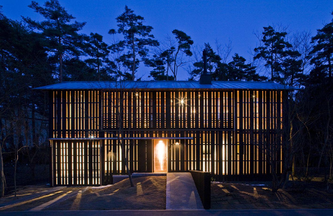 Galeria - Residência em Daisen / Osumi Yuso Architects Office - 31