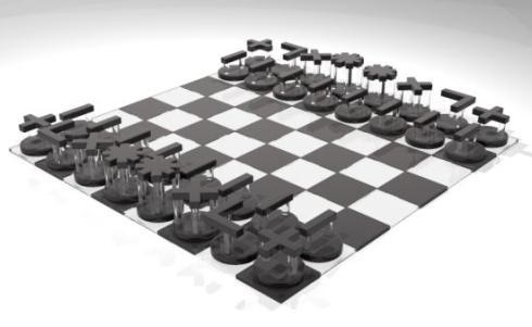 28 Coolest Chess Sets That Could Blow Your Mind | Walyou