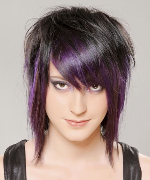 Great Ideas For Medium Length Hairstyles Alternative Hair Hair Styles Medium Hair Styles