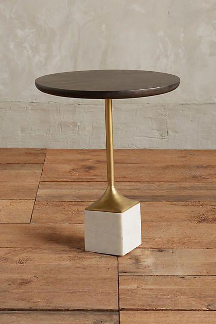 Pendulum Side Table Coffee Table Wood Side Table Cool