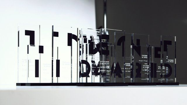 Opening title for TECHNE  ID AWARD. https://vimeo.com/122452446