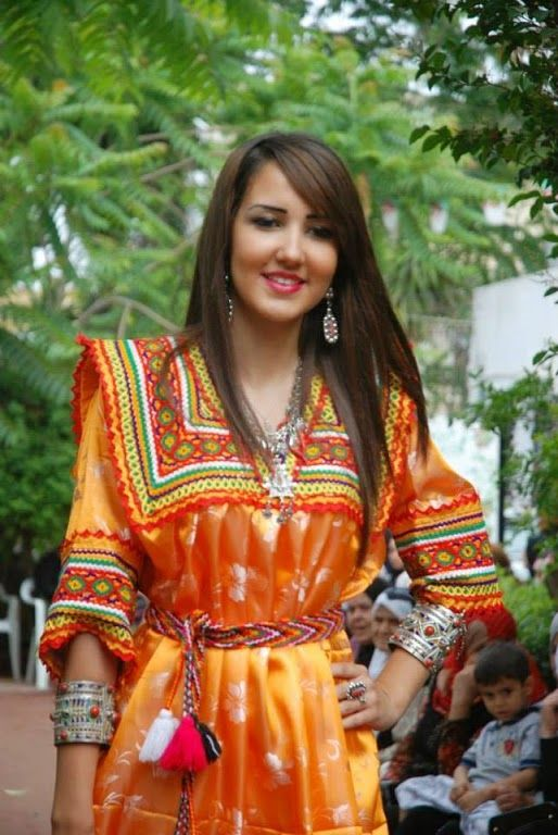 Robe Kabyle Robe Dresses Et Traditional qR5AzfZ