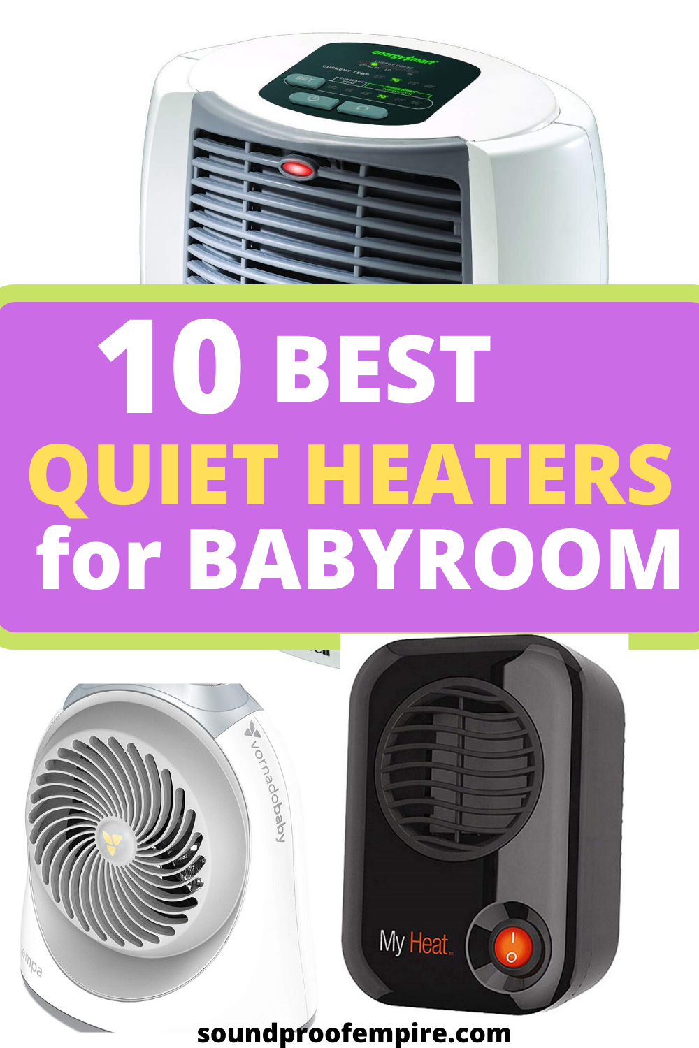 Silent Heater For Baby Room 10 Best Overnight Nursery Heaters In