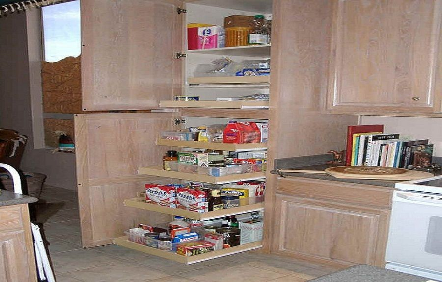 17 Best images about Pantry Pull Out Shelves on Pinterest | Kitchen pantry  cabinets, Freestanding kitchen and Shelves