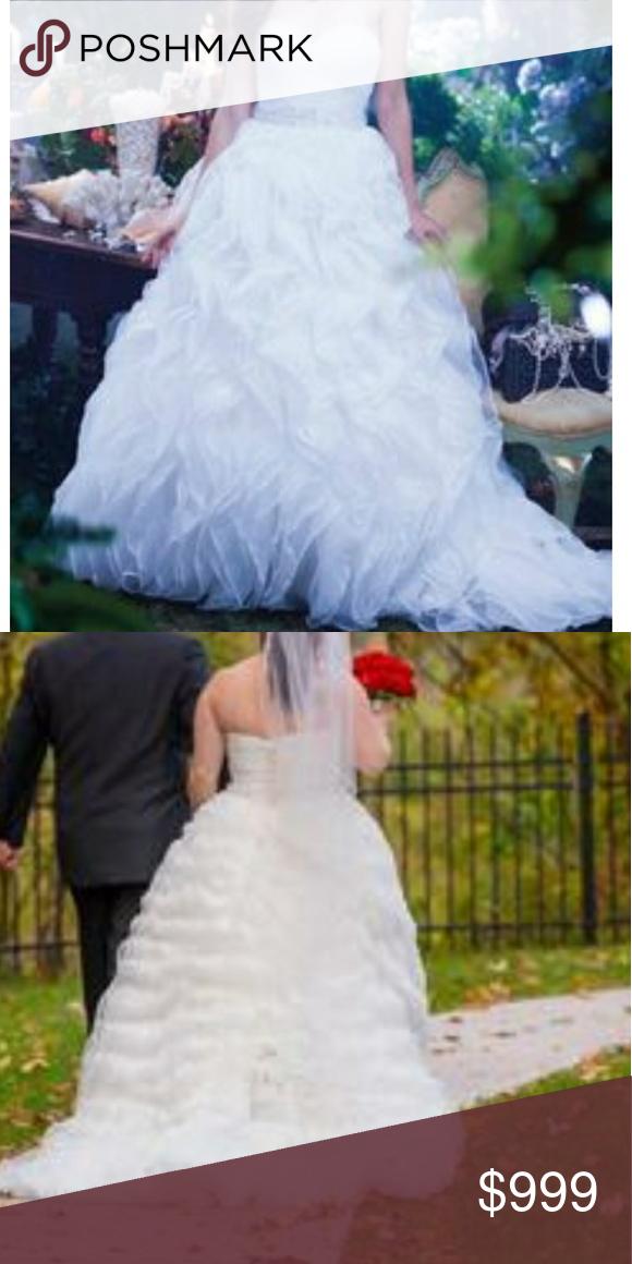Alfred Angelo Disney Princess Ariel wedding dress | Disney princess ...