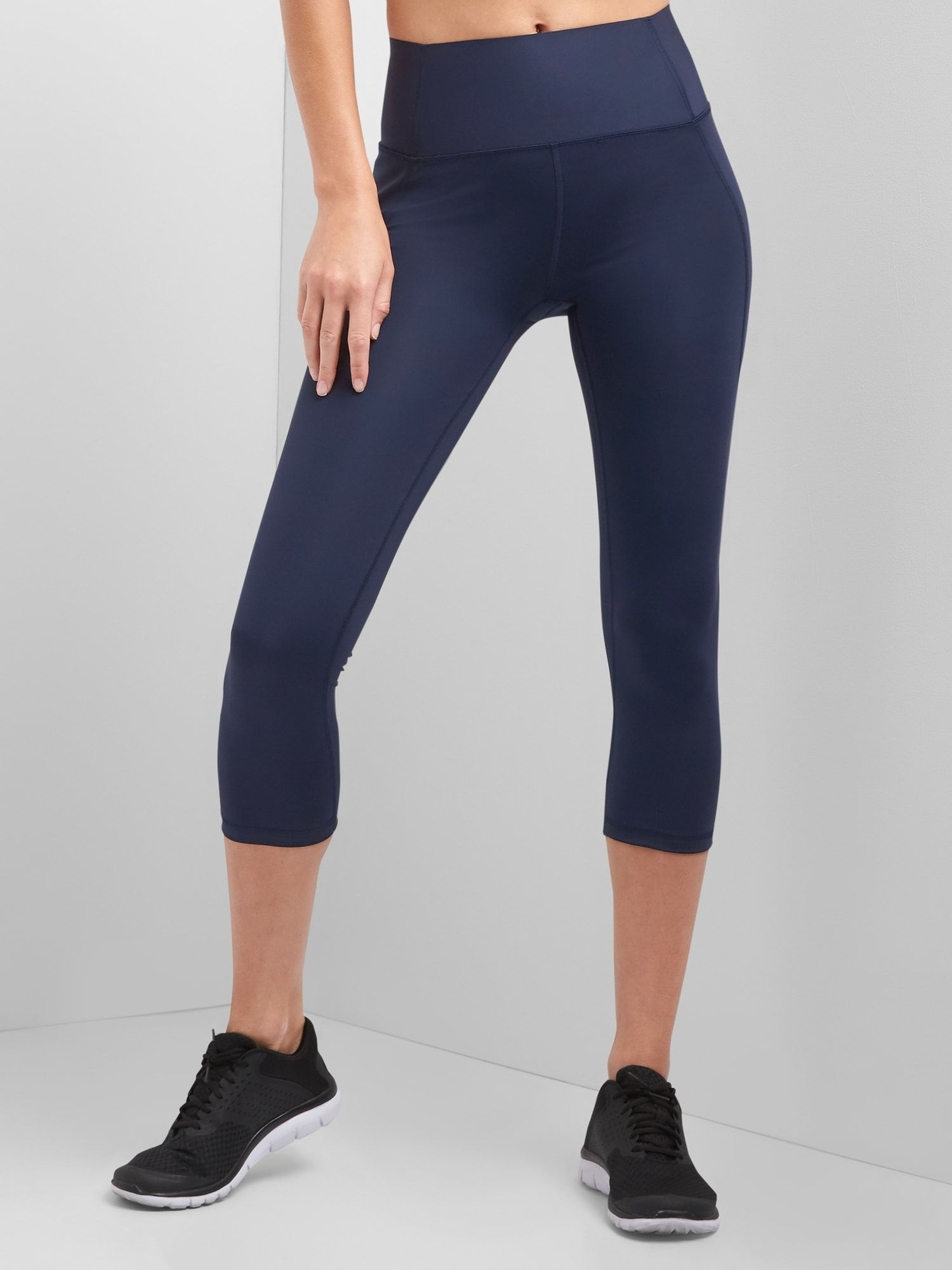 Gap Fit, GFast High Rise Capris in Sculpt Revolution with