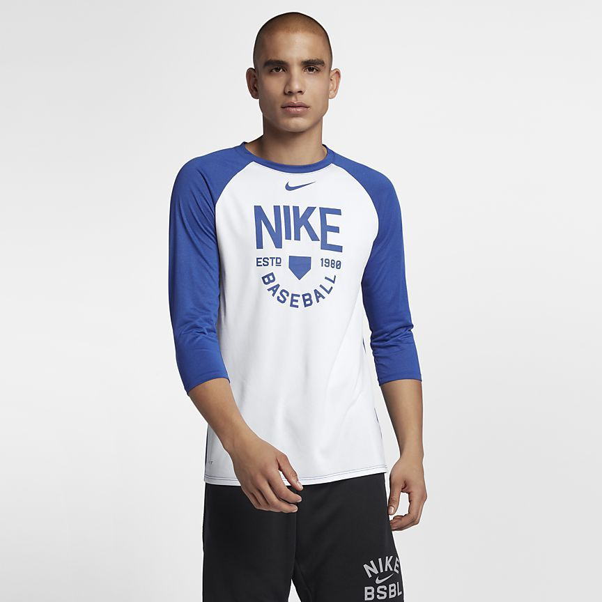 15fd484a Nike Dri-FIT Men's Baseball T-Shirt | Champion Teamwear | Mens ...