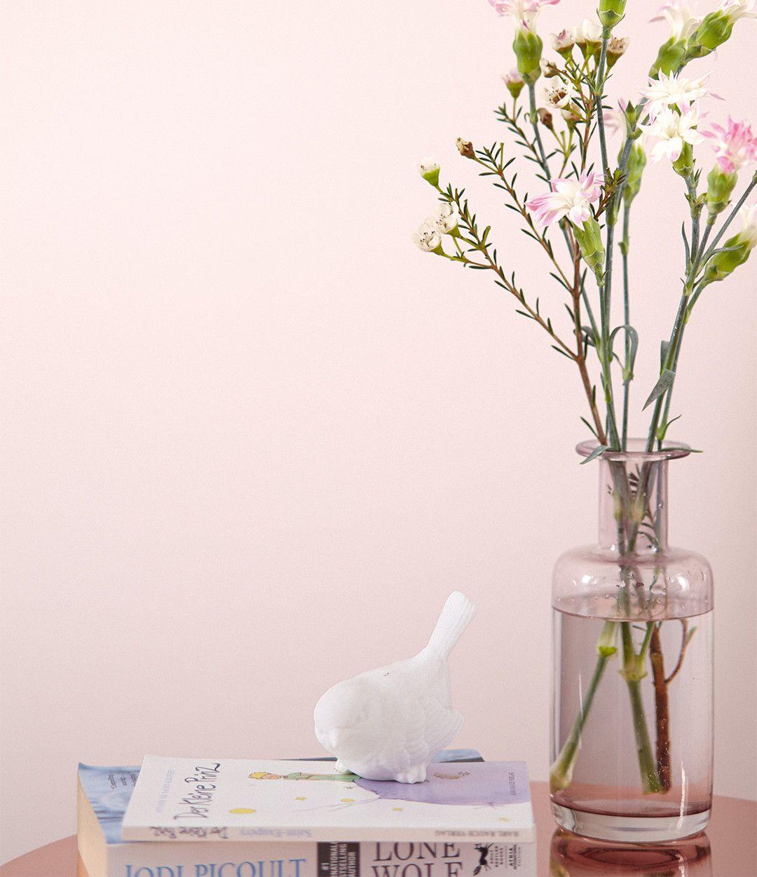 alpina feine farben no 24 zarte romantik besonders edel und erwachsen wirkt diese nuance zu. Black Bedroom Furniture Sets. Home Design Ideas