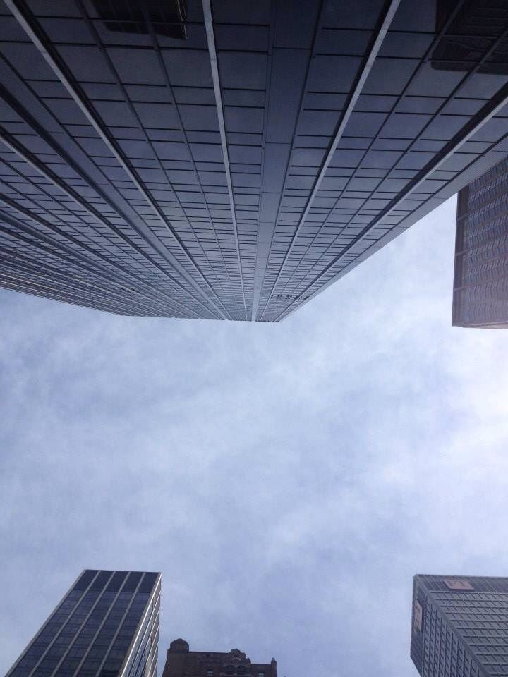Many tall buildings! | Isobel Jacques ©