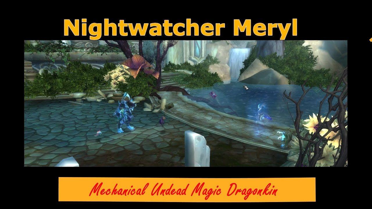 Wow Legion Pet Battle Guide Nightwatcher Merayl Mmo Warcraft In 2020 Mmo Pets Battle