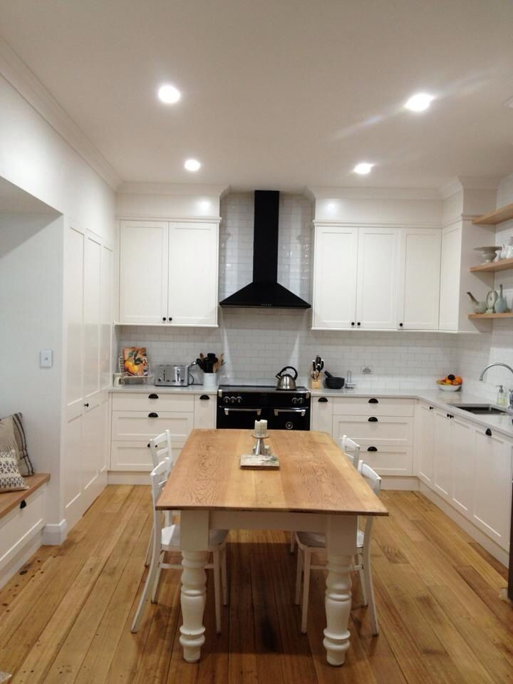 Open Shelving In The Kitchen Modern 2019