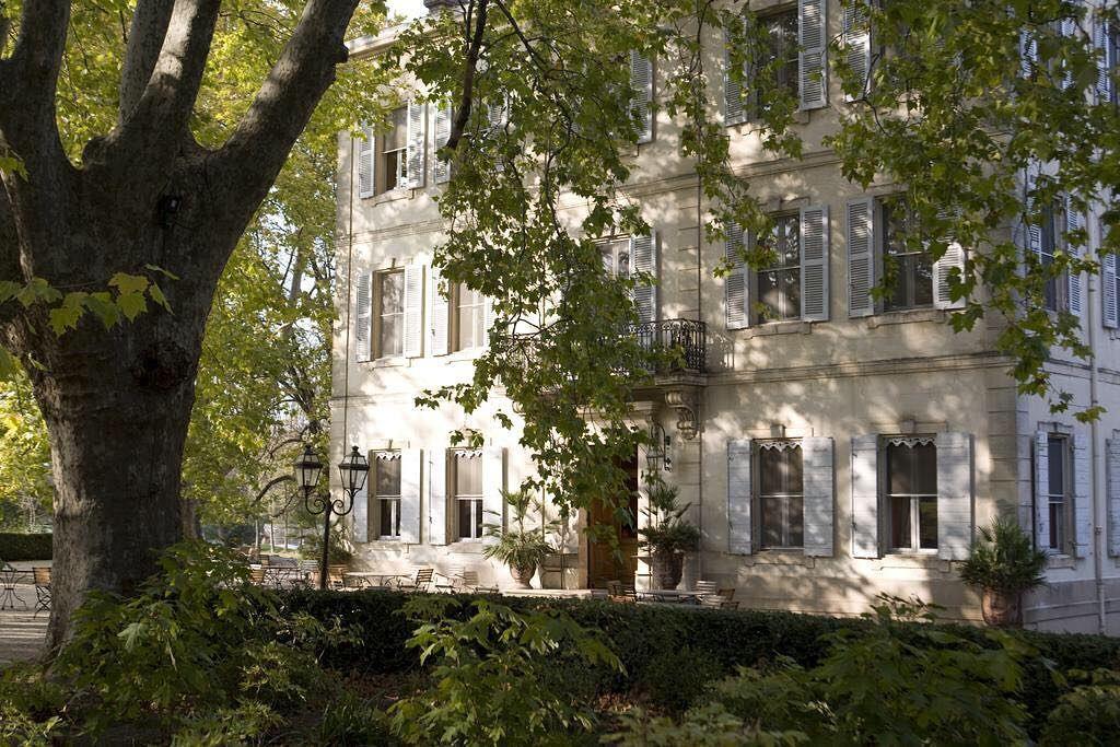Château des Alpilles SaintRemydeProvence France (With
