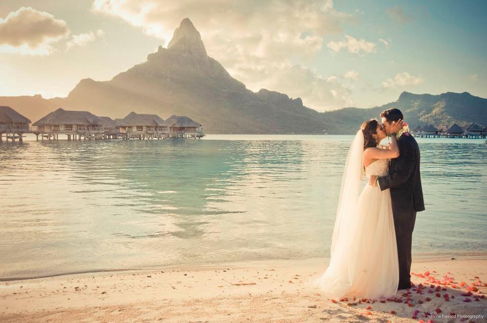 Bora Wedding On The Beach