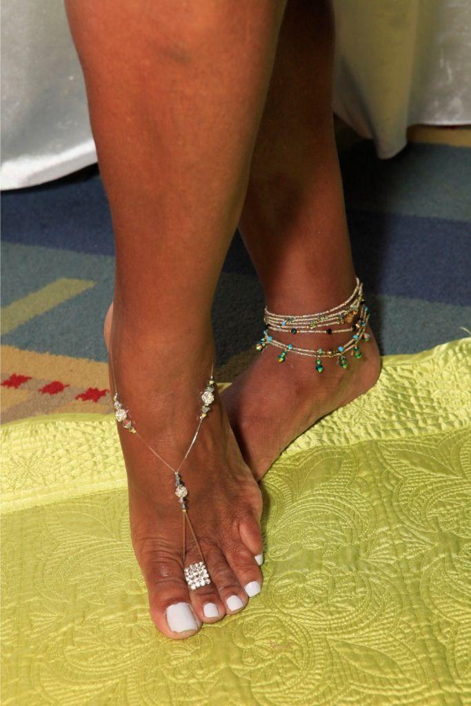 Foot Jewelry by Echo