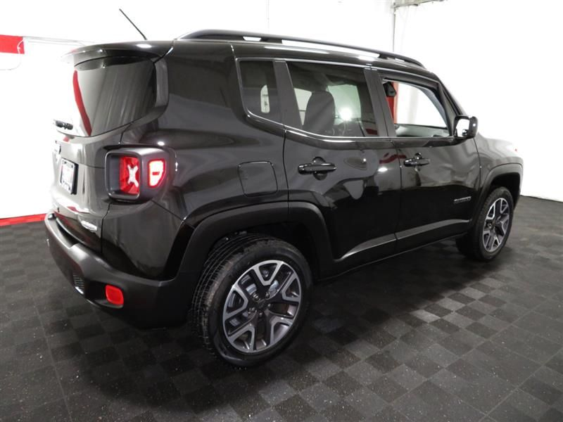 2017 Jeep Renegade Latitude 4x4 in 2020 (With images