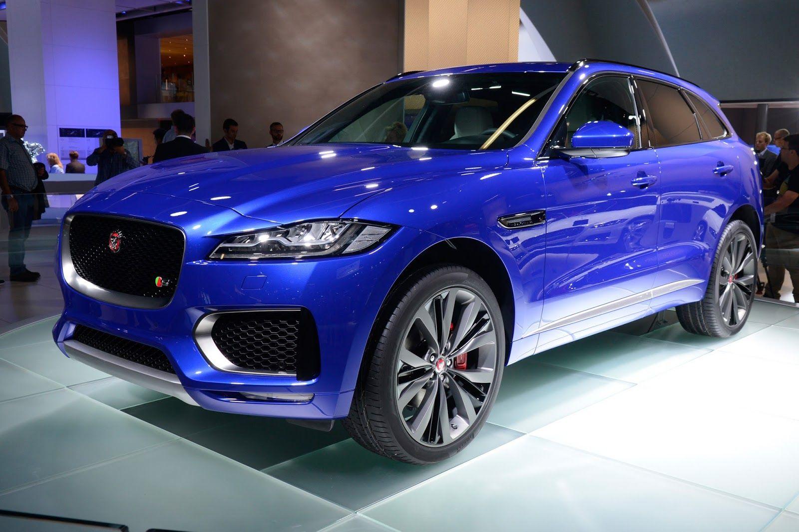 Indonesia will be launching SUV Jaguar (Dengan gambar) Suv