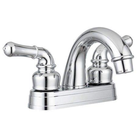 Dura Faucet Classical Arc Spout Rv Lavatory Faucet Chrome