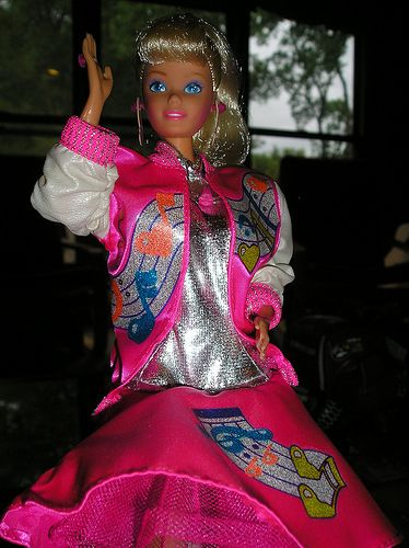 barbie and the sensations - had this one too.