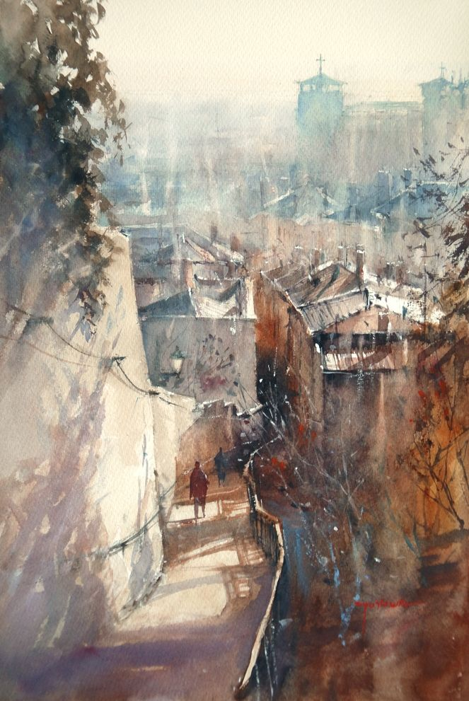 Gallery Michal Jasiewicz Avec Images Paysage Urbain