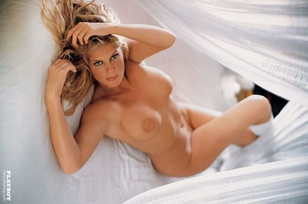 Rachel Hunter Naked On Rachel Hunter If Anyone Remembers