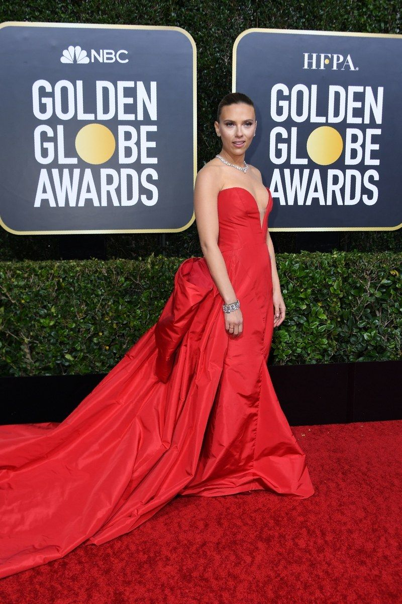 Golden Globes 2020 Red Carpet: All The Fashion and Dresses | Vogue