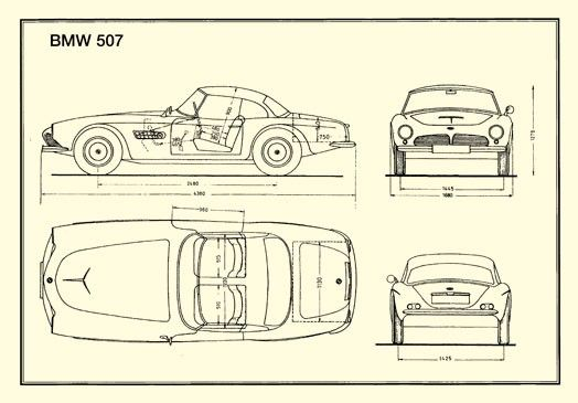 Bmw 507 cars blueprints pinterest bmw cars and motor sport motor sport formula classic car art pictures and prints malvernweather Choice Image