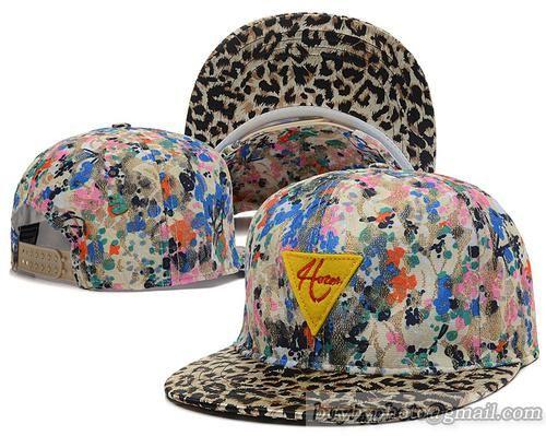 ... netherlands cheap wholesale hater snapback hip hop gold caps flower  leopard for slae at us8. c9de445f7d21