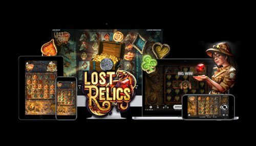 Spiele Lost Relics - Video Slots Online