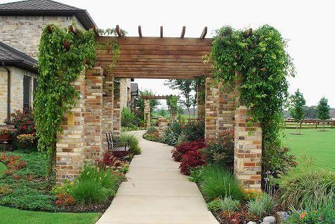 9 ideas de pérgolas para el jardín Pergolas, Pergola ideas and Gardens