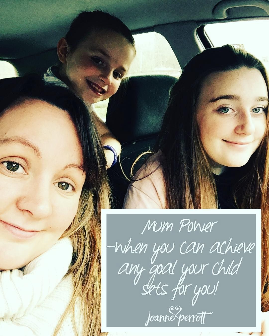 If you want to #achieve a #goal get your children to set it for you! I seem to deliver on everything they need me to do. #itstimetofocus on #mumpower