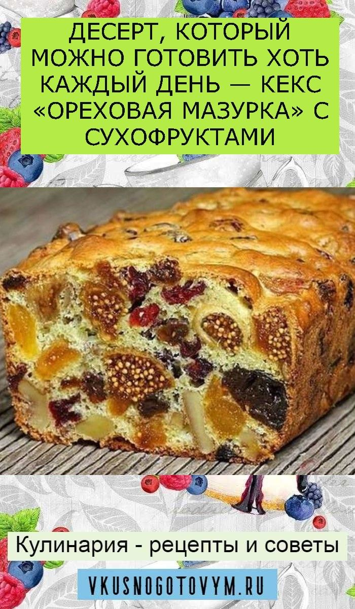 """Photo of DESSERT WHICH CAN BE PREPARED AT EVERY DAY – CAKE """"NUT …"""