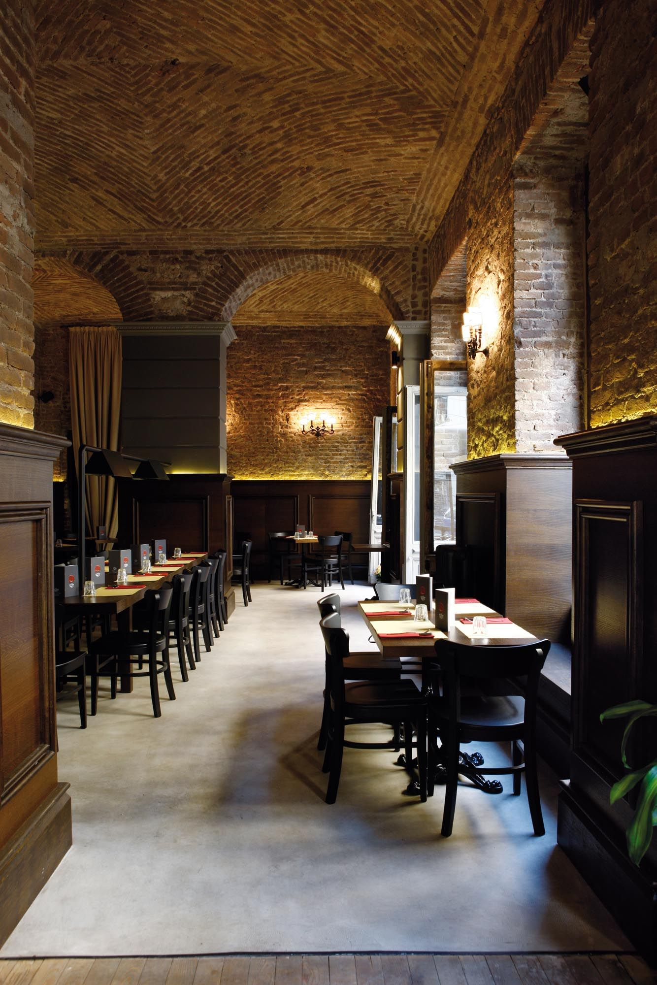Bottega baretti torino restaurant for Hotel design torino