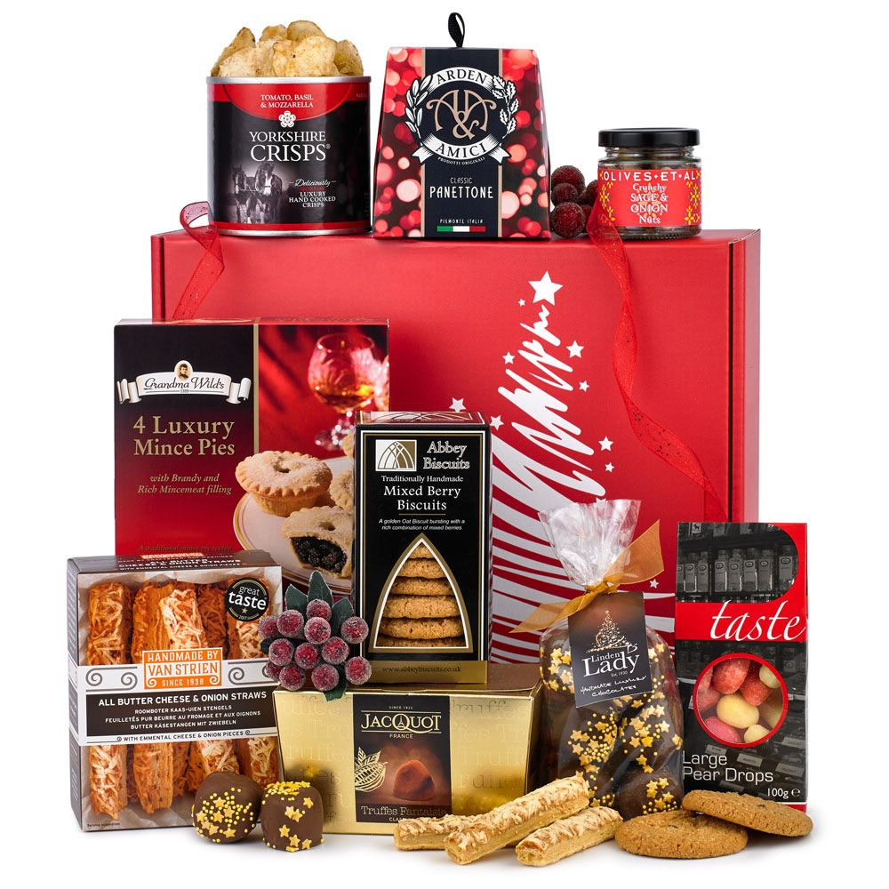 Image Of The Joybelles Hamper Mince Pies Mixed Berries Hamper