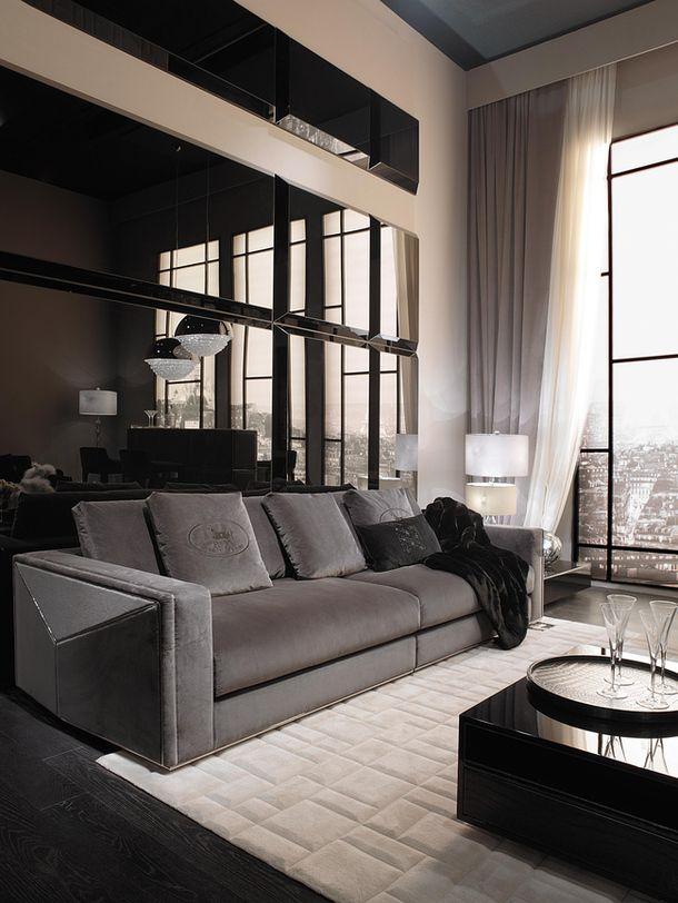 Sderzhannaya Roskosh Fendi Casa Home Living Room Living Room Interior Home