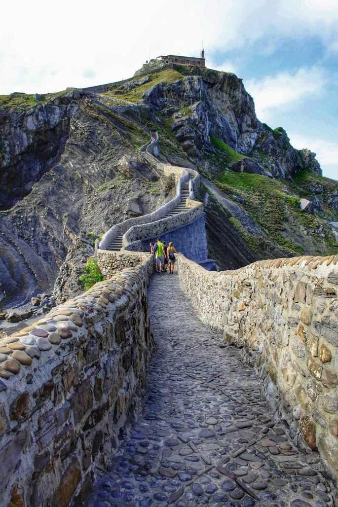 Visiting Jaw Dropping San Juan De Gaztelugatxe Game Of Thrones Real Life Dragonstone Basque Country Northern Spain Trip