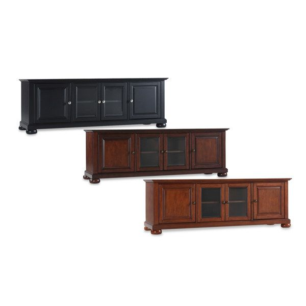 329 Alexandria 60 Low Profile Tv Stand Bed Bath Beyond