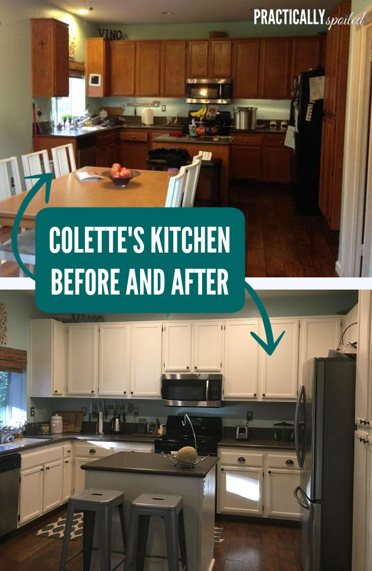 From Hate to STILL Great: Painted Cabinets One Year Later ...