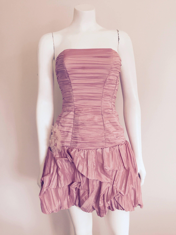 Gunne Sax / Bubble Dress / Jessica McClintock / 90s ...