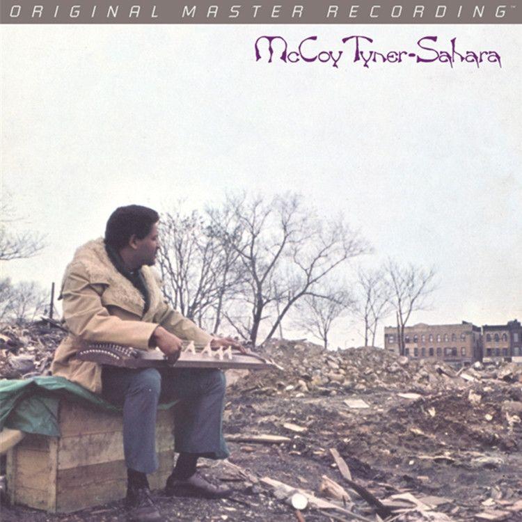 McCoy Tyner - Sahara on Numbered Limited-Edition Hybrid SACD