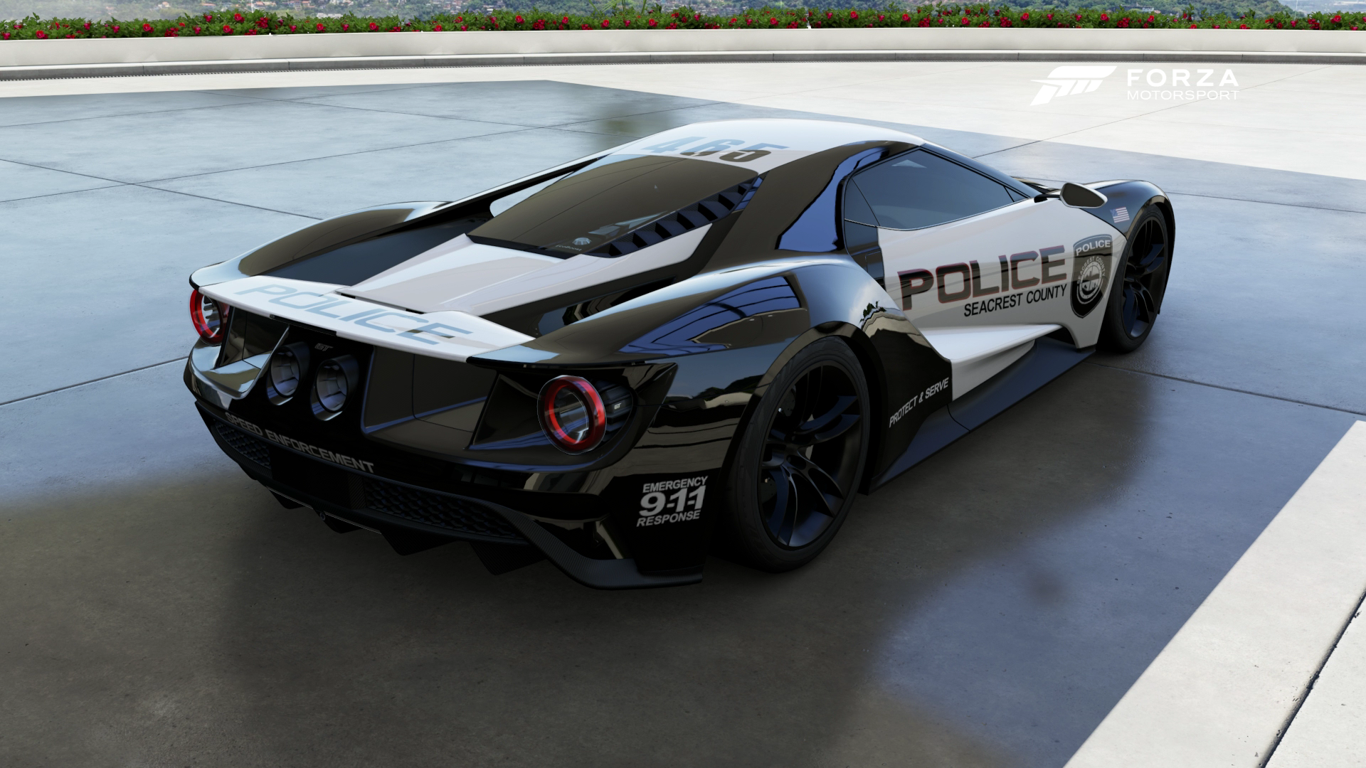 Ford Gt Ford Gt  Police Cars