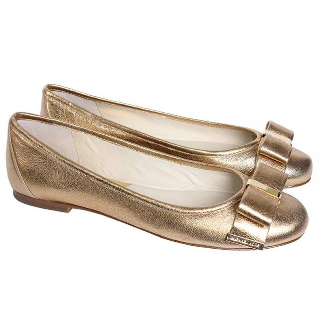 michael kors ballerina 39 s goud shoes for her pinterest michael kors and ballerina. Black Bedroom Furniture Sets. Home Design Ideas