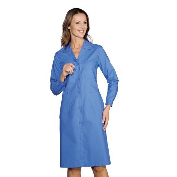 Il camice donna isacco è realizzato in 65% cotone 35% poliestere 125gr/mq. Modello con colletto, bottoni fissi, manica lunga con bottone ai polsi , con martingala. Taglie assortite. Colore carta da zucchero  http://www.luisabbigliamentoprofessionale.com/shop/abbigliamento-sanitario-ed-estetico/284-camice-donna-carta-da-zucchero.html
