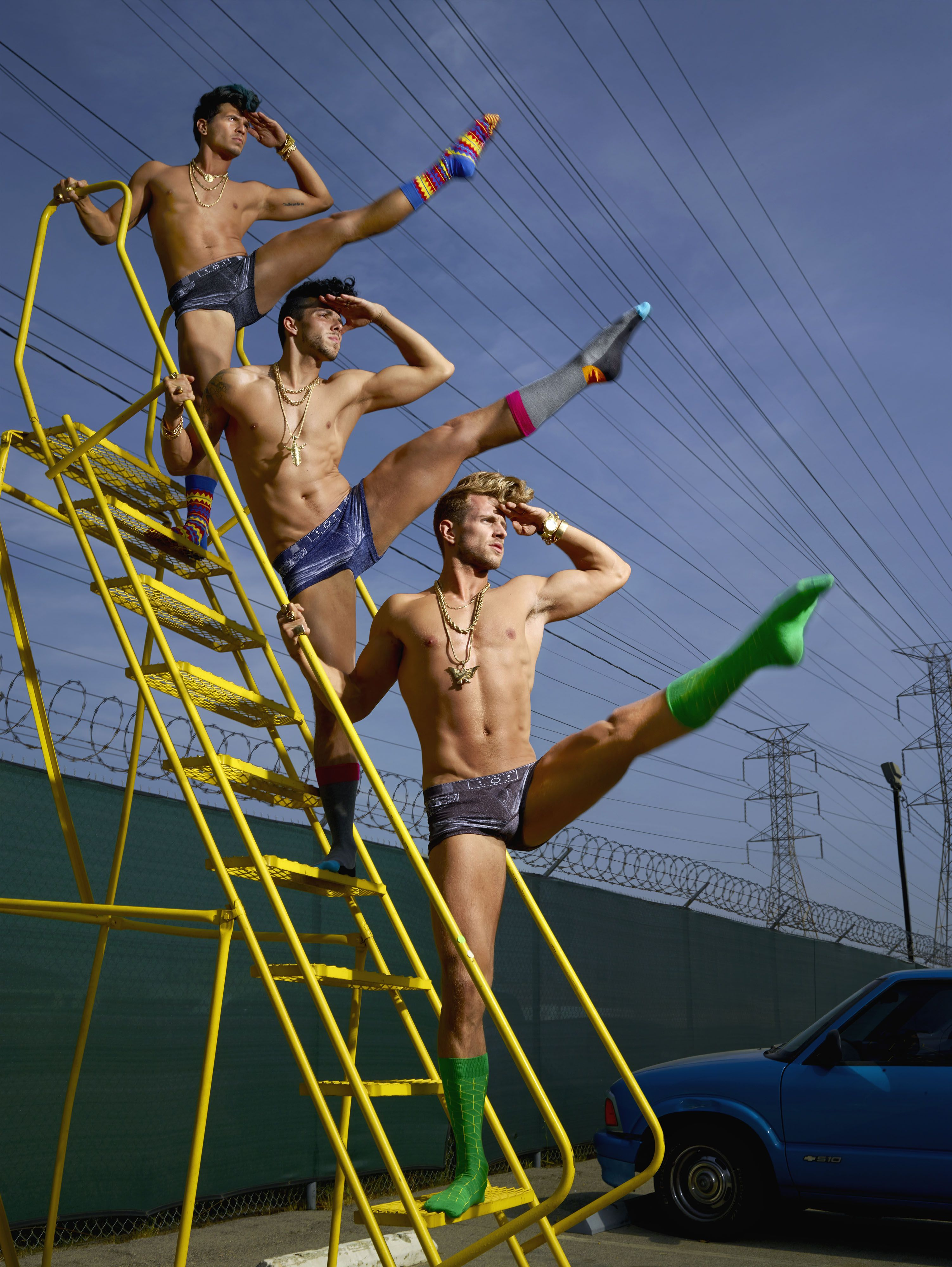 from Beau david lachapelle gay