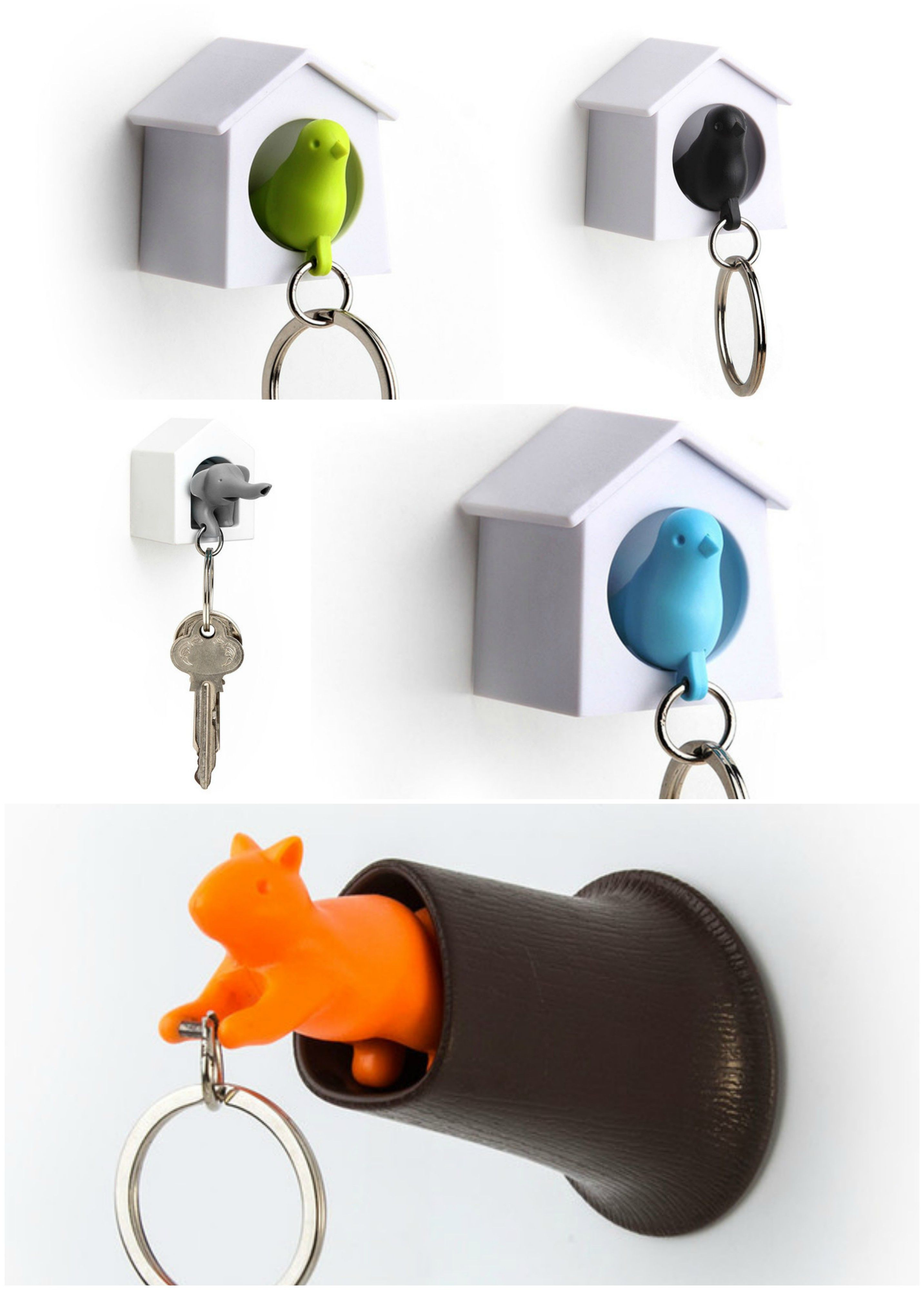 Let them holding your keys. Very cute key hoders. Shop at https://www.theurbantreehouse.com/search?q=key+holder