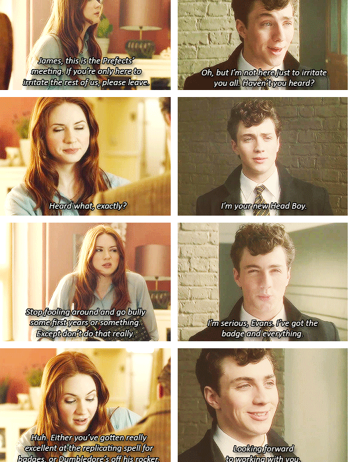 James And Lily Harry Potter Universal Lily Potter Harry Potter Marauders